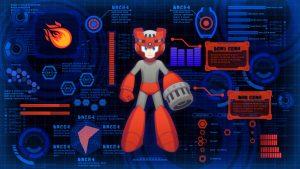 Mega Man-11 Torch Man