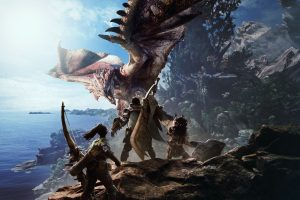 Monster Hunter World Main Visual