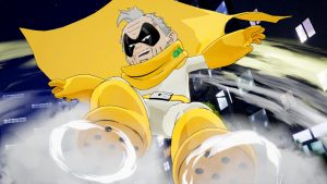 My Hero Ones Justice Gran Torino Screen 1