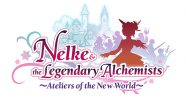 Nelke & the Legendary Alchemists Ateliers of the New World Logo