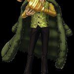 One Piece World Seeker Crocodile Render