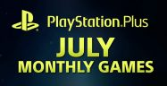 PS Plus July Banner
