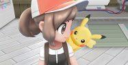 Pokemon Let's Go Pikachu Eevee Banner
