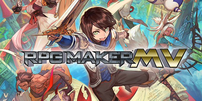 RPG Maker MV Banner
