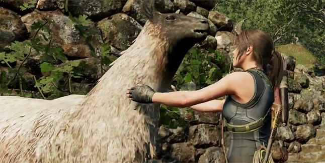 Shadow of the Tomb Raider Banner