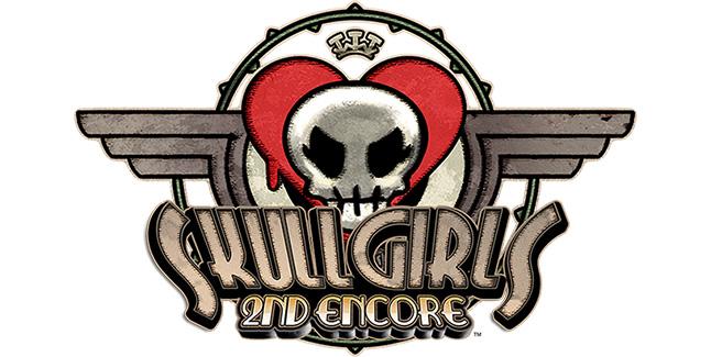 Skullgirls 2nd Encore Logo
