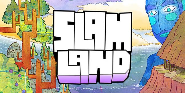 Slam Land Banner