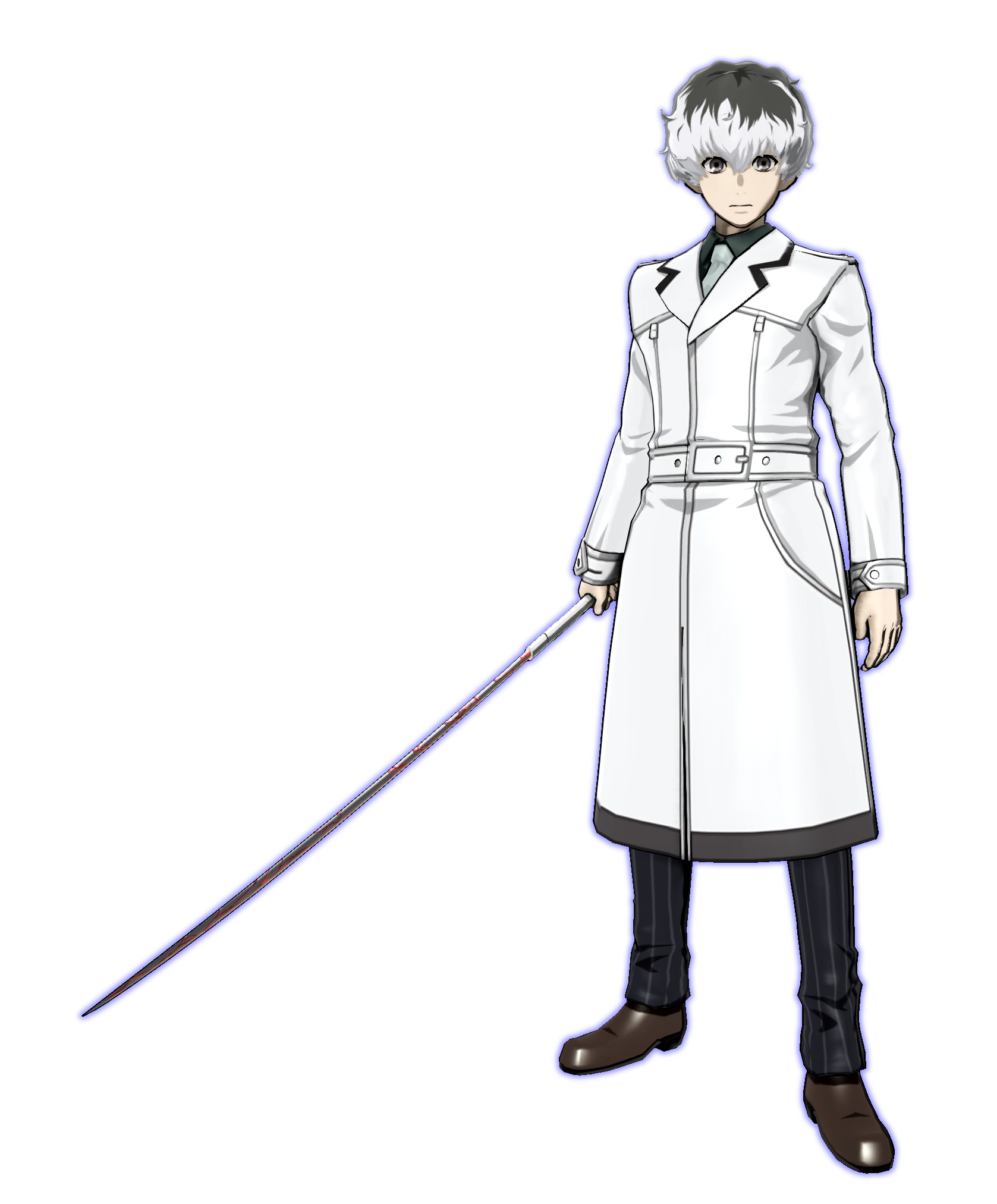 Tokyo Ghoul Re Call To Exist Render 1