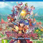 Valthirian Arc Hero School Story PS4 Boxart