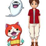 Yo kai Watch 4 Keita's World Characters