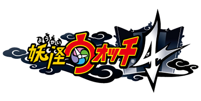 Yo kai Watch 4 Logo