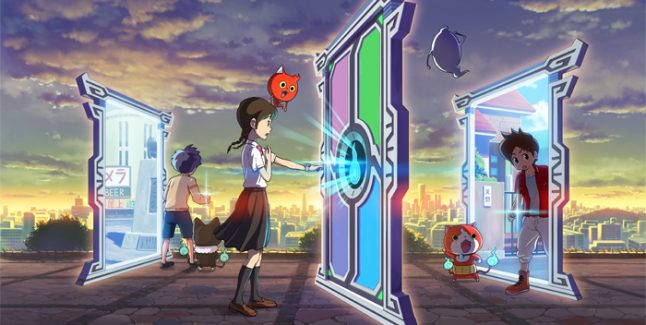 Yo kai Watch 4 Main Visual