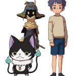 Yo kai Watch 4 Shin's World Characters