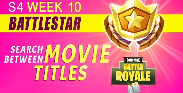 Fortnite Season 4 Week 10 Challenges: Battle Star Treasure Map & Chests Locations Guide
