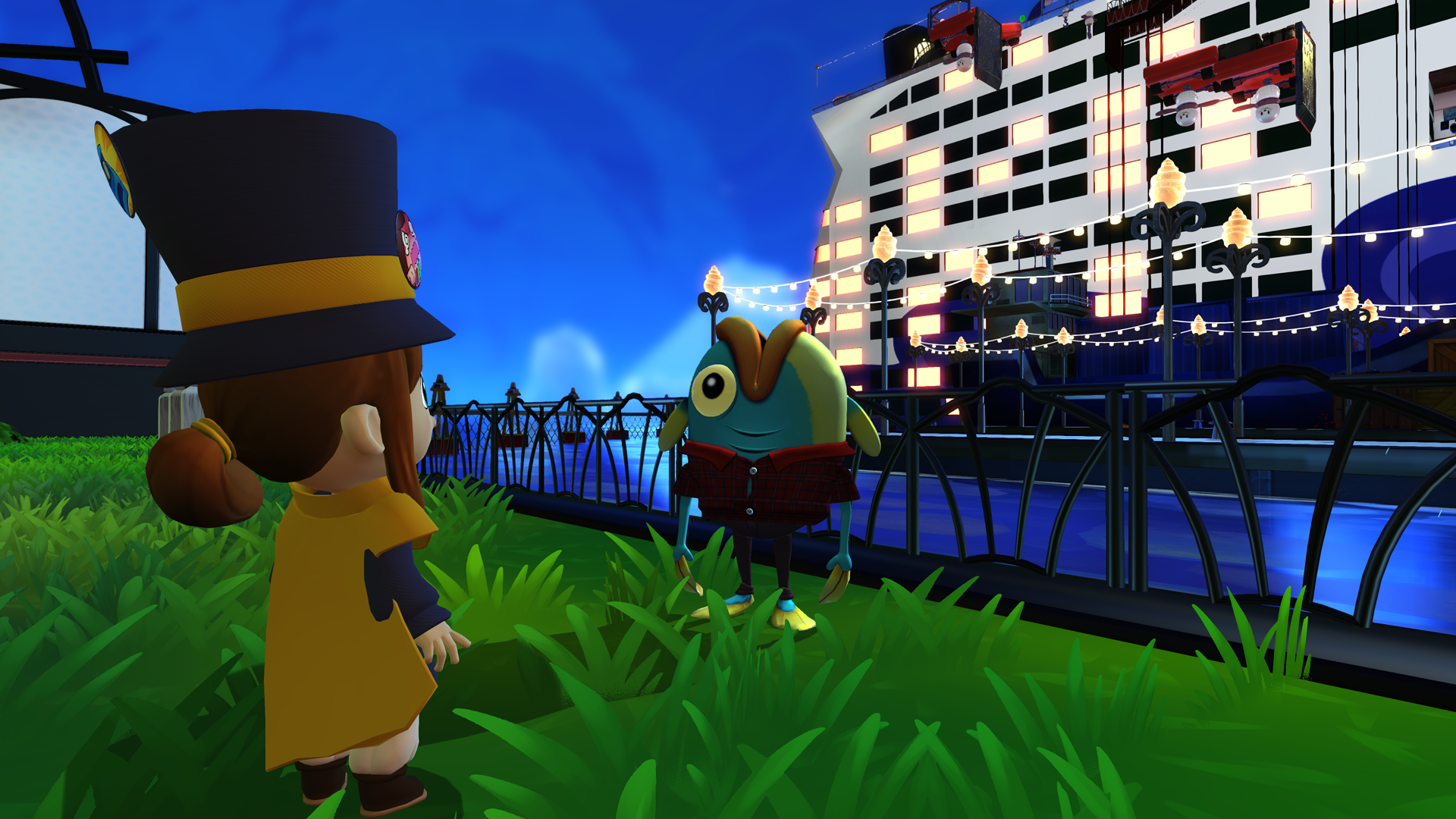 A Hat In Time Seal The Deal Screen 3