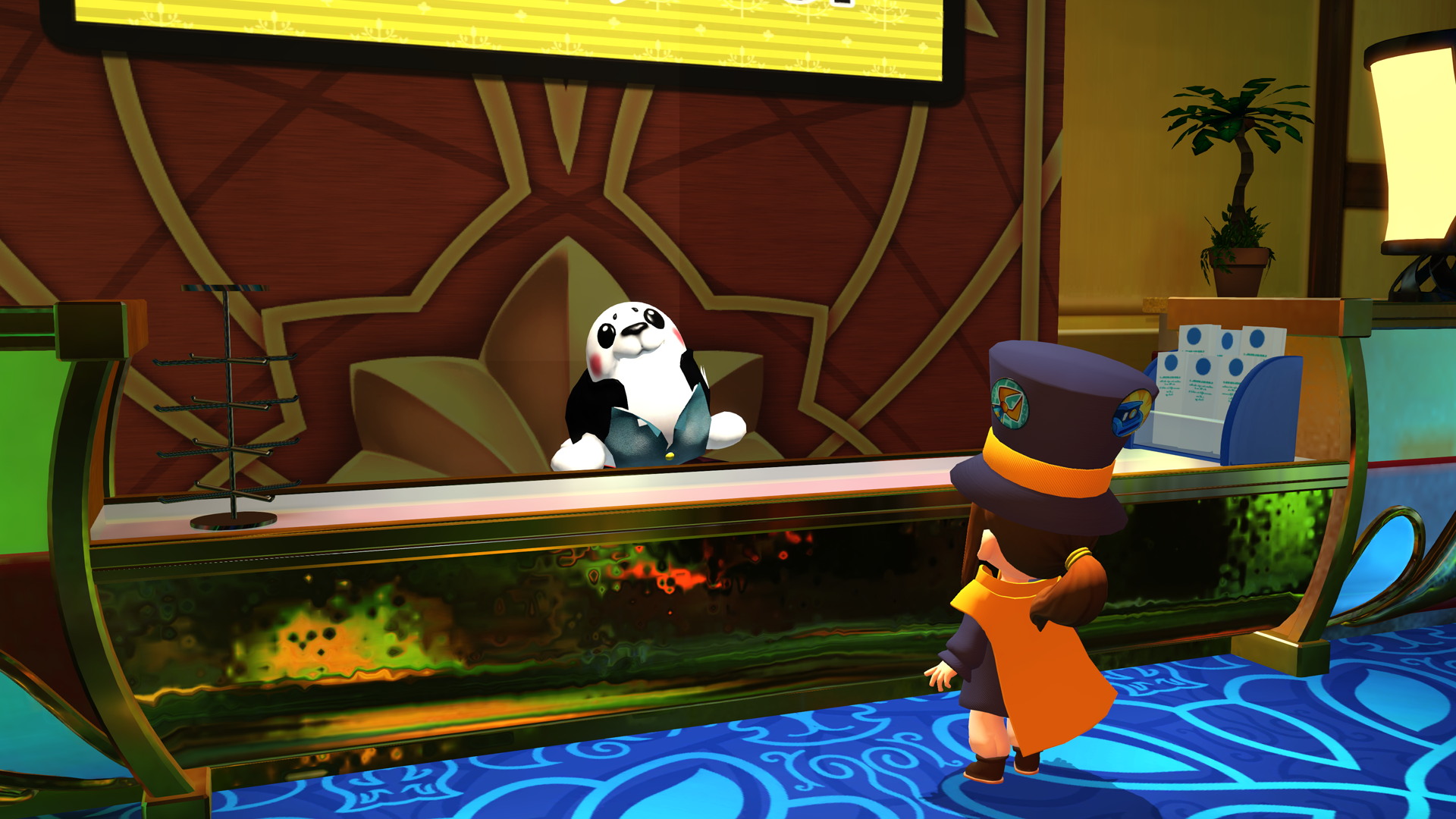 A Hat In Time Seal The Deal Screen 7