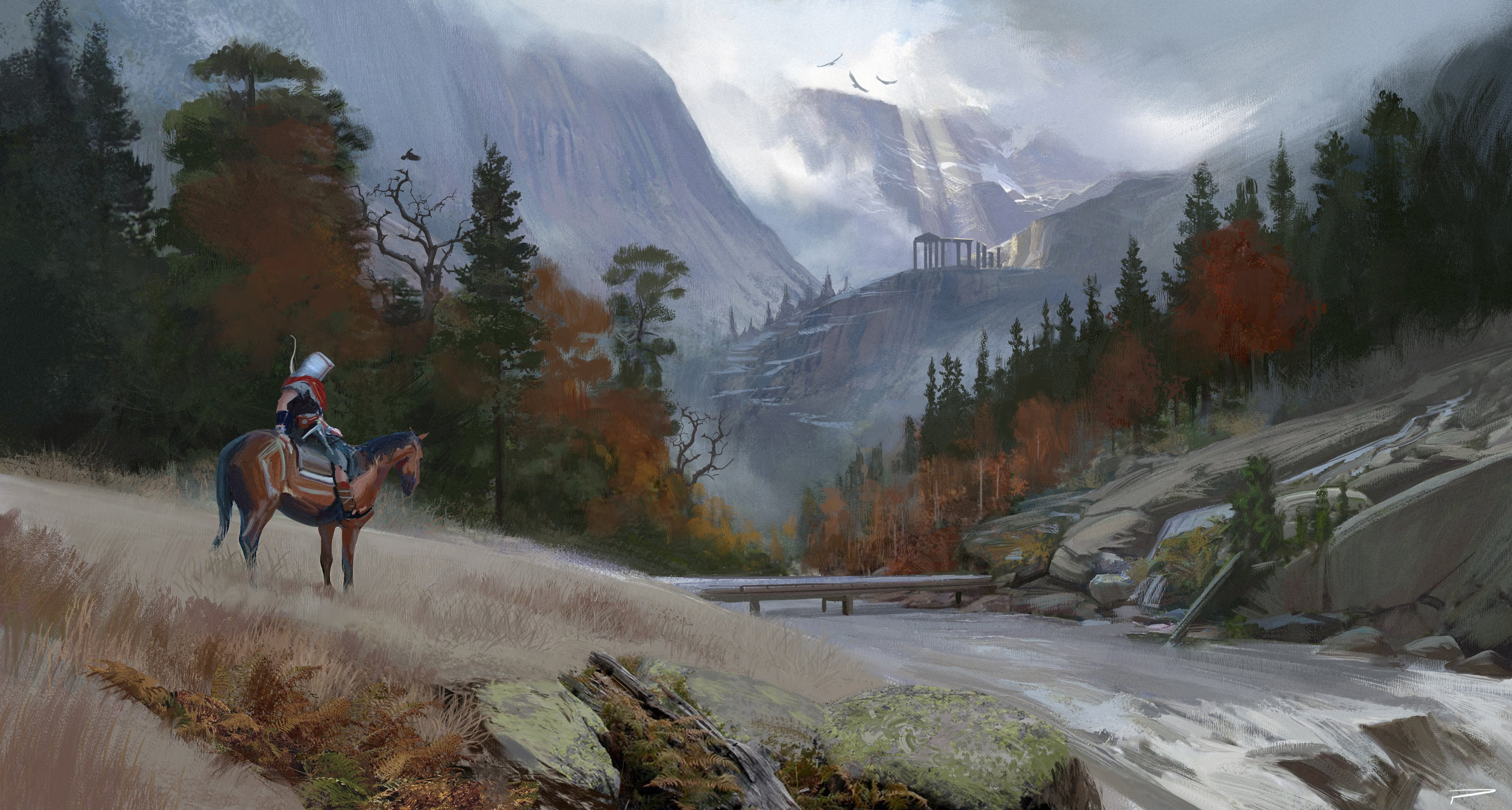 Assassins Creed Odyssey Art 8