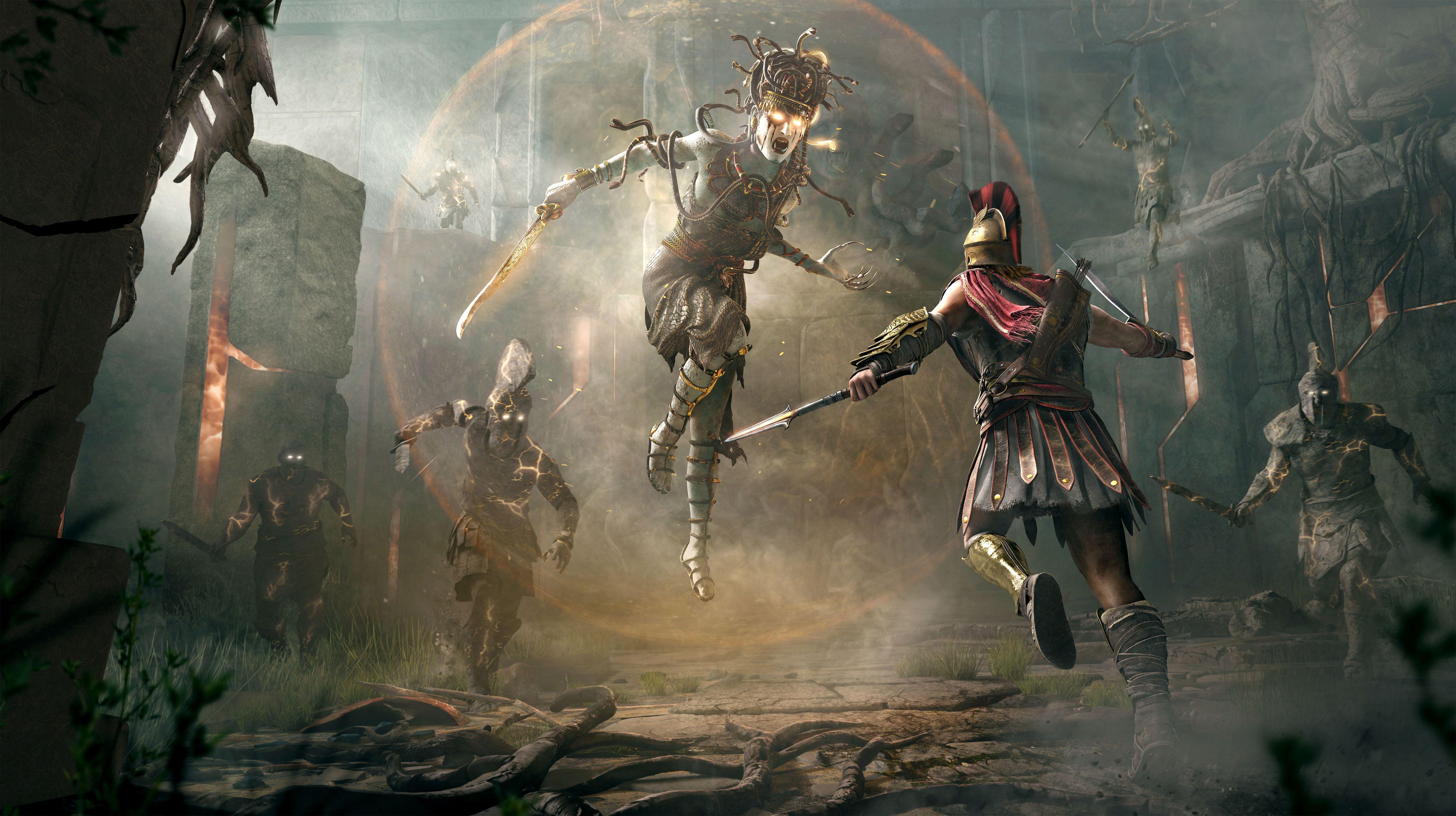 Assassins Creed Odyssey Art 9