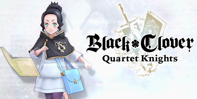 Black Clover Quartet Knights Charmy Banner