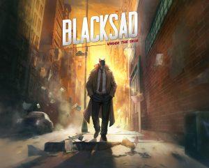Blacksad Under the Skin Key Art
