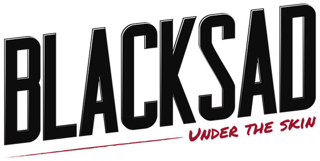 Blacksad Under the Skin Logo