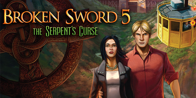 Broken Sword 5 The Serpent's Curse Banner