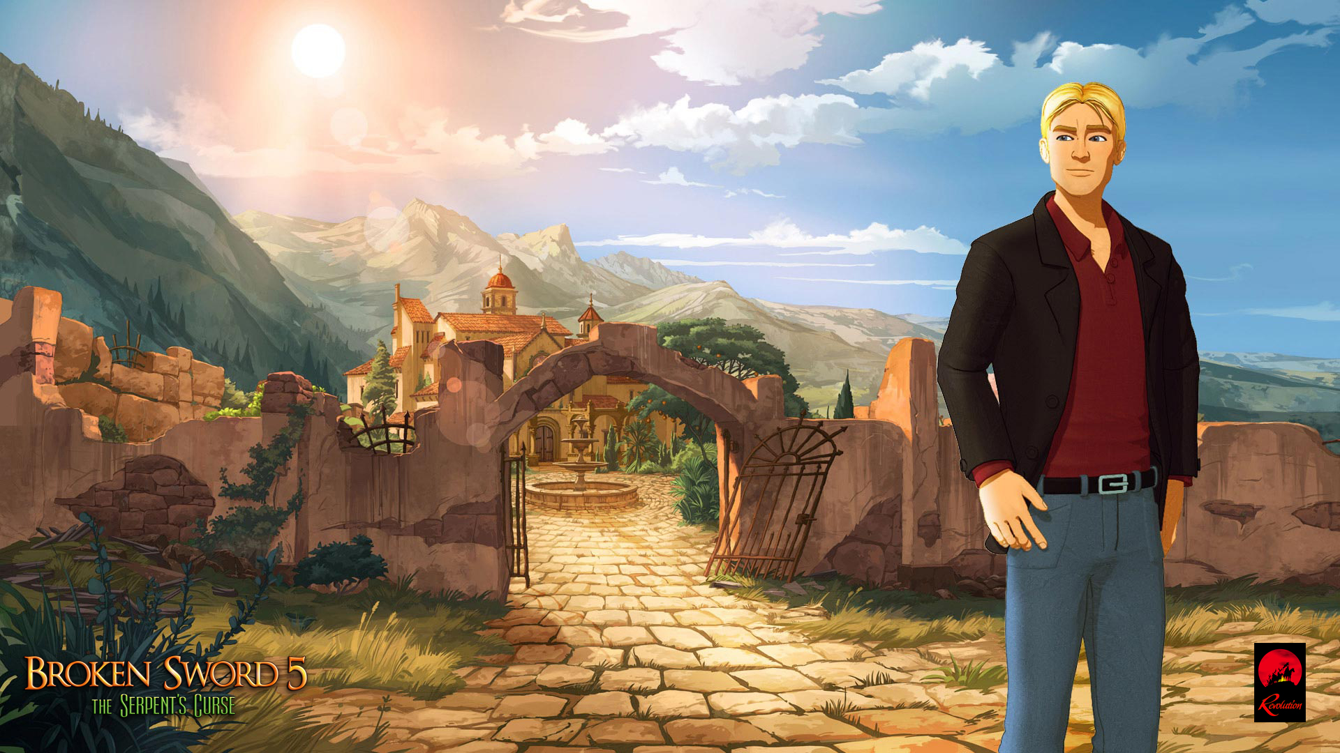 Broken Sword 5 The Serpent's Curse Image 1
