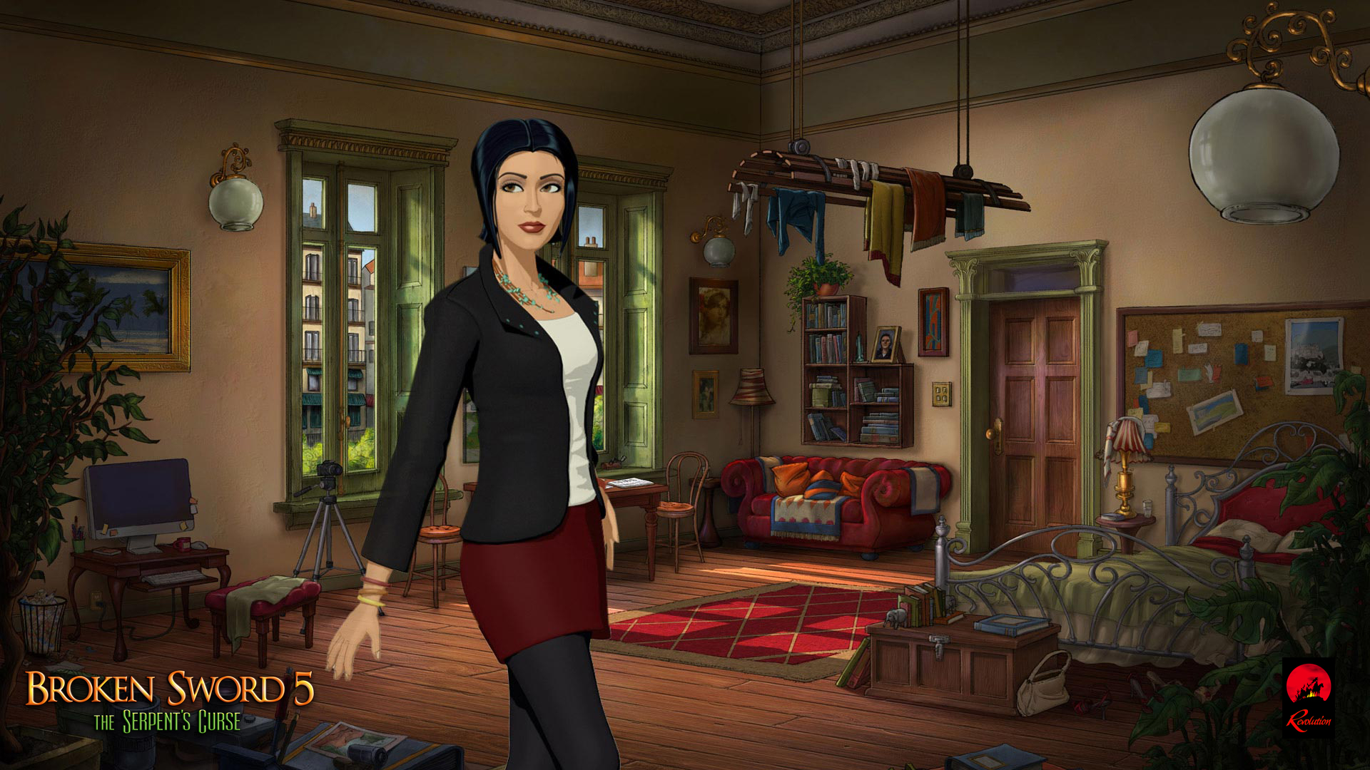 Broken Sword 5 The Serpent's Curse Image 2