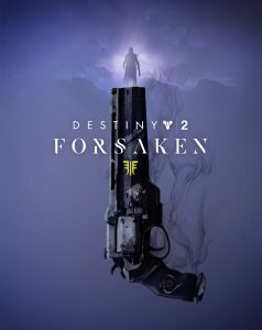 Destiny 2 Forsaken Key Visual