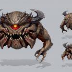 Doom Eternal Concept Art 5