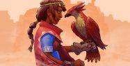 Falcon Age Banner
