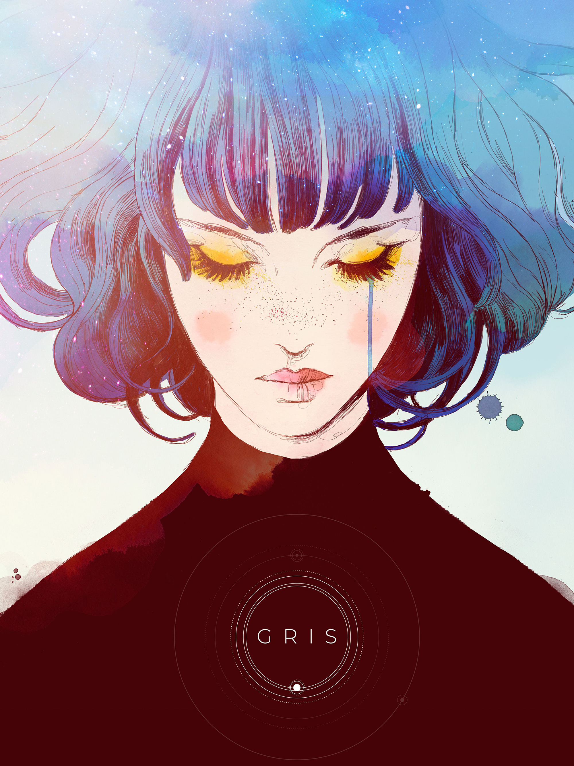 GRIS Key Visual