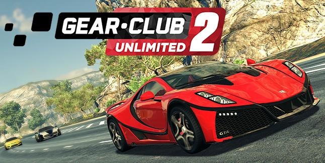 Gear.Club Unlimited 2 Banner