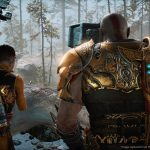 God of War New Game+ Gear Screen 5