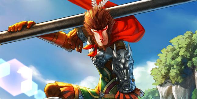 Monkey King Hero is Back Banner
