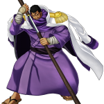One Piece World Seeker Fujitora Render