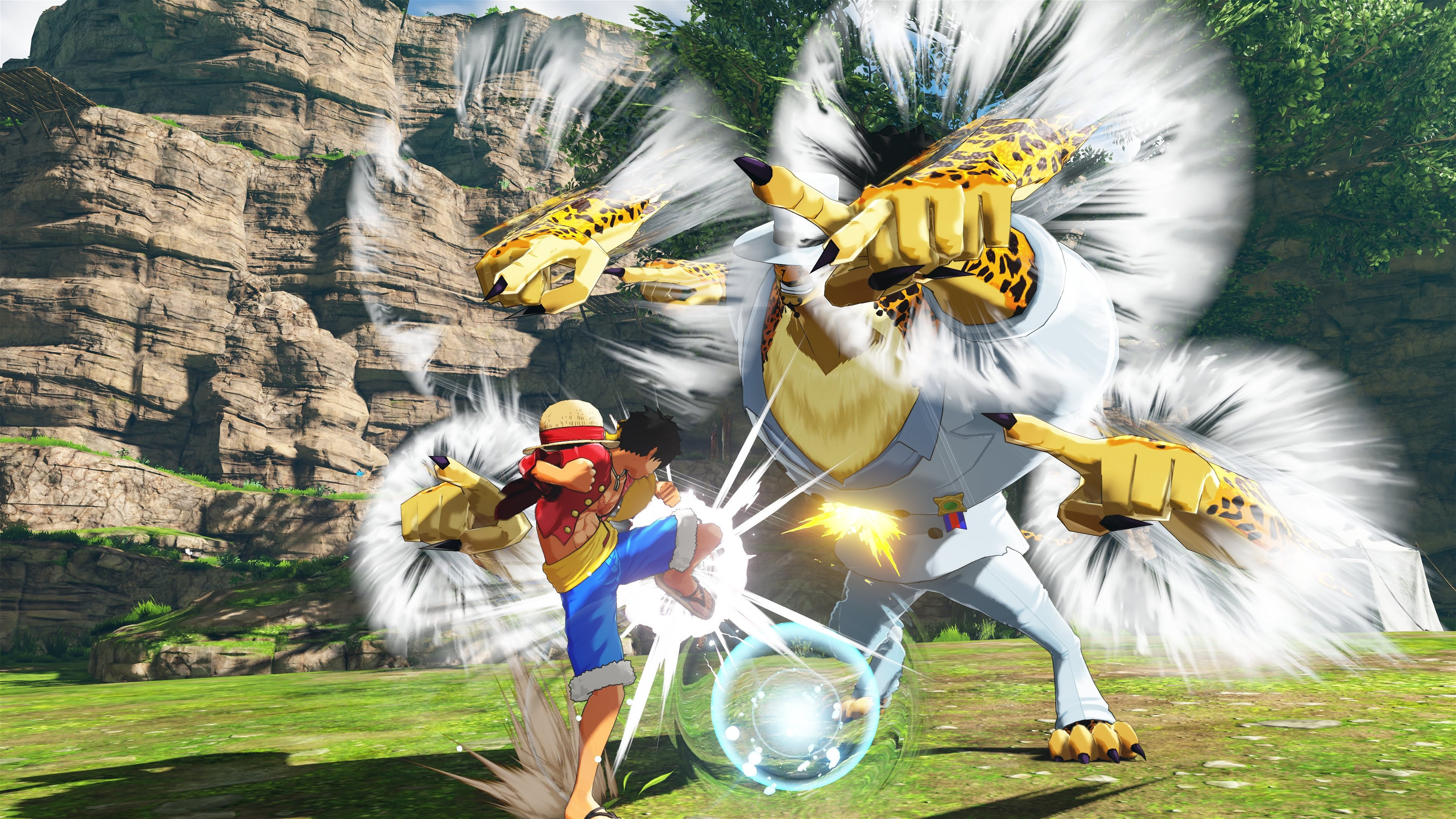 One Piece World Seeker Screen 10