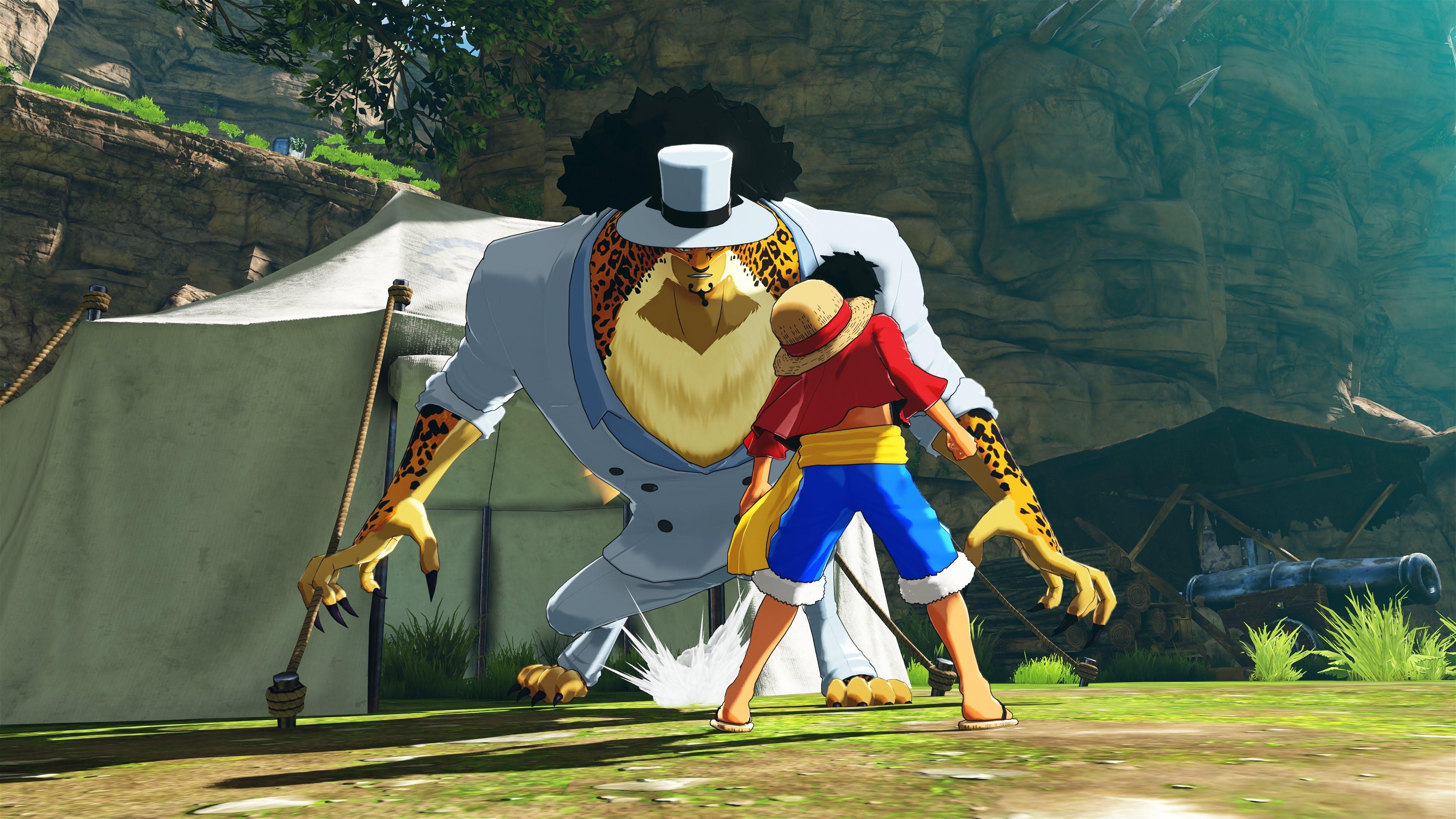 One Piece World Seeker Screen 12