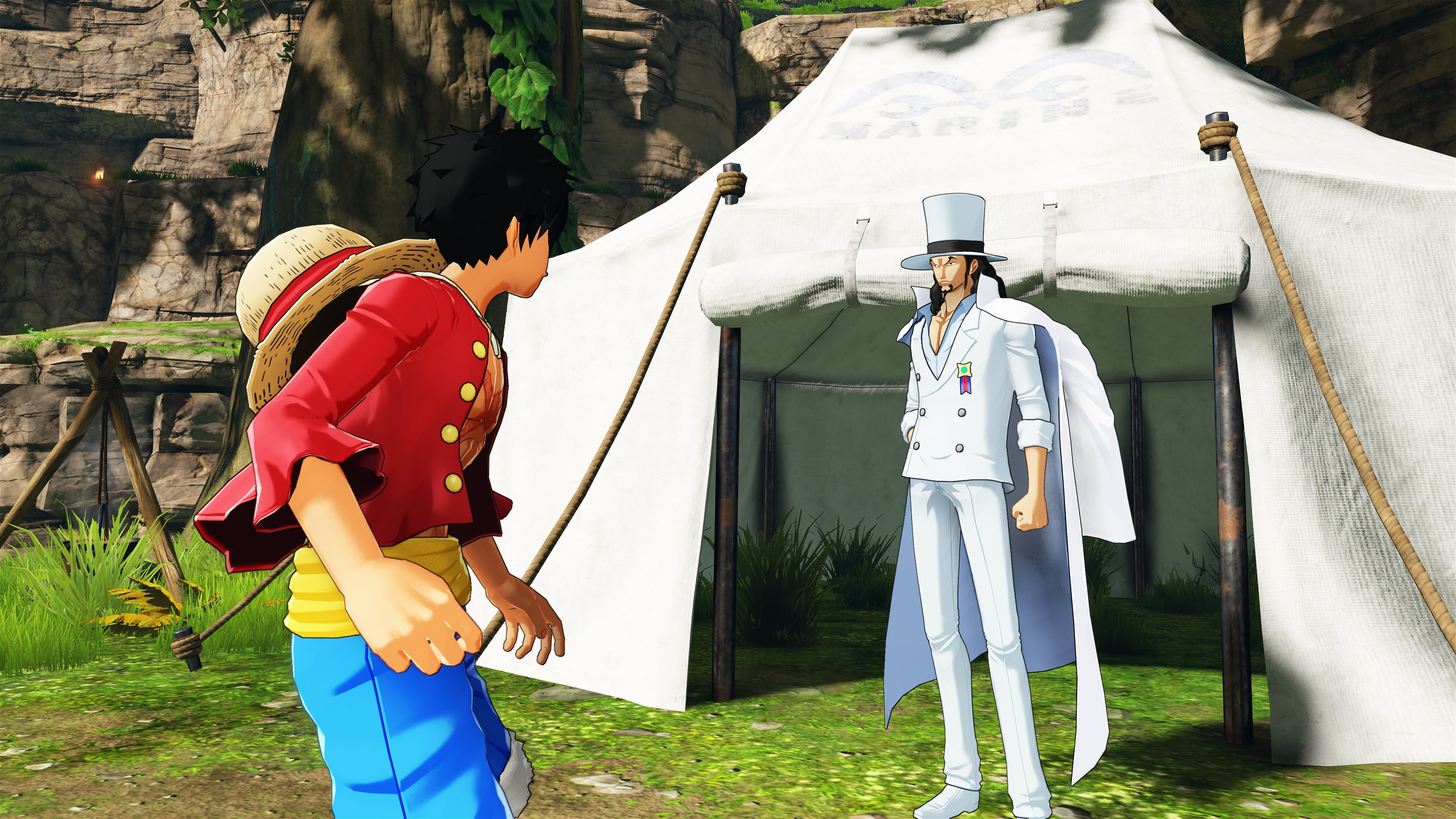 One Piece World Seeker Screen 13
