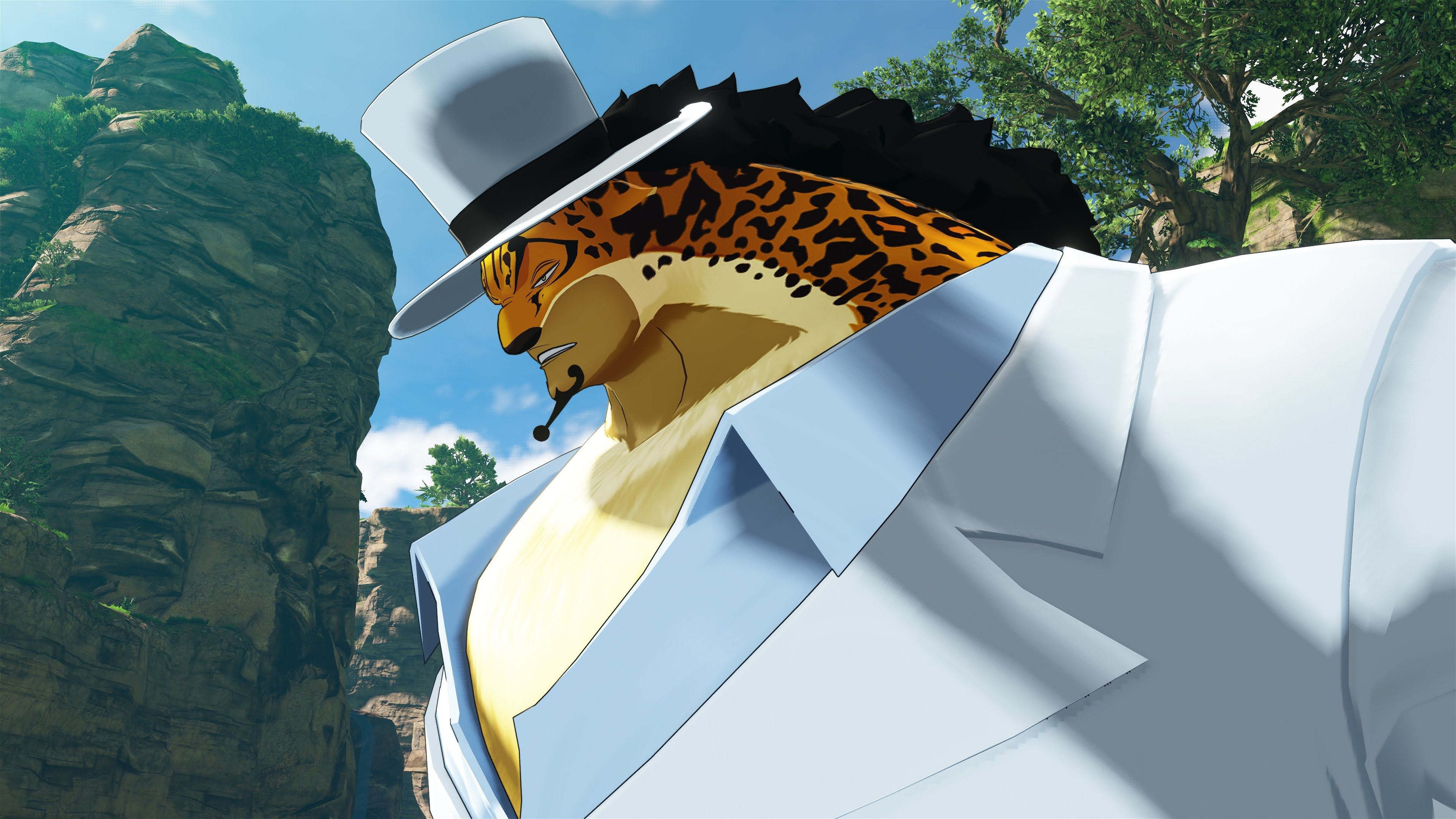 One Piece World Seeker Screen 14
