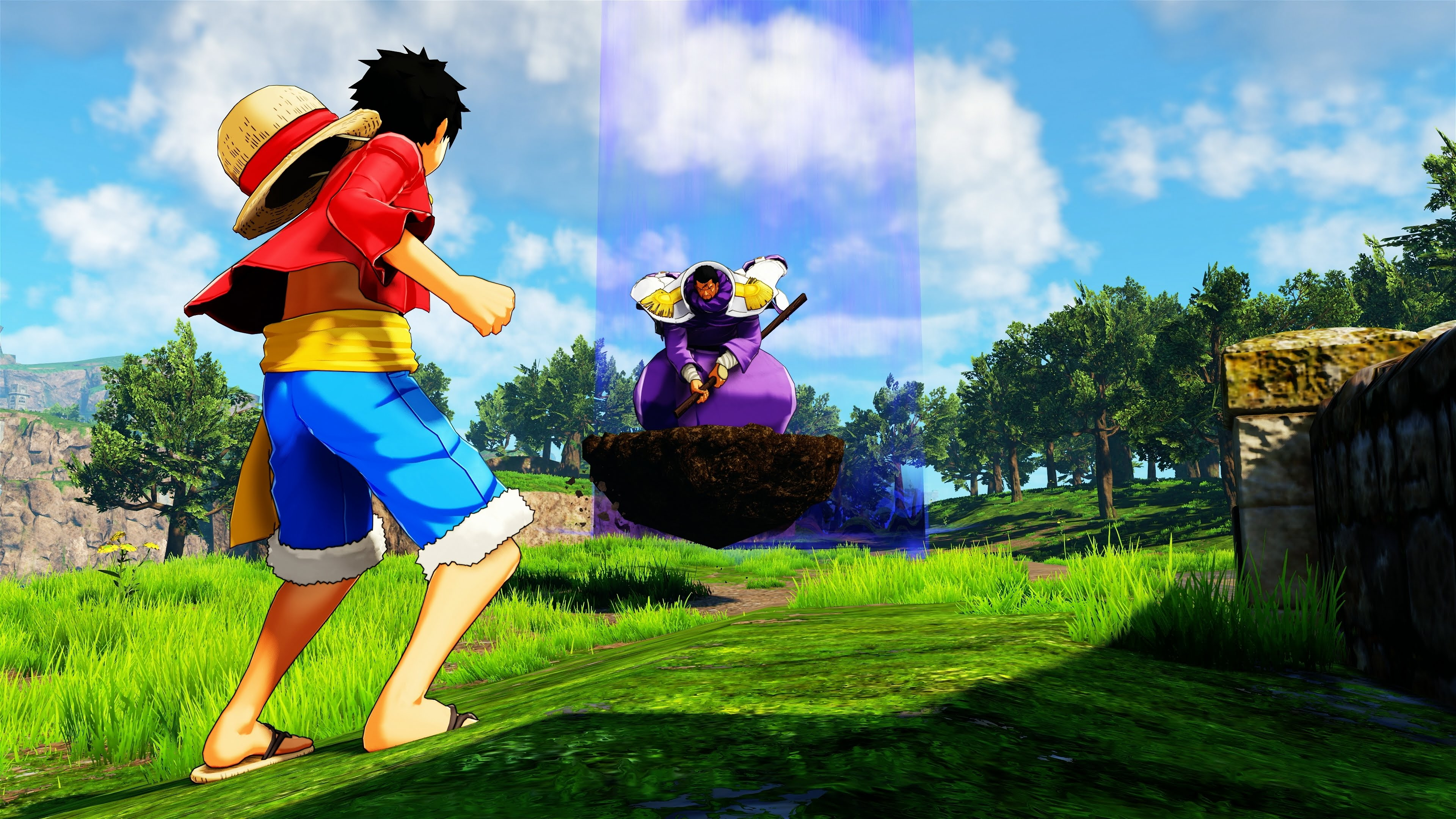 One Piece World Seeker Screen 22