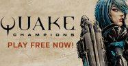 Quake Champions F2P Banner