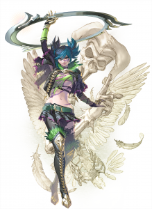 Soulcalibur VI Art Tira 2