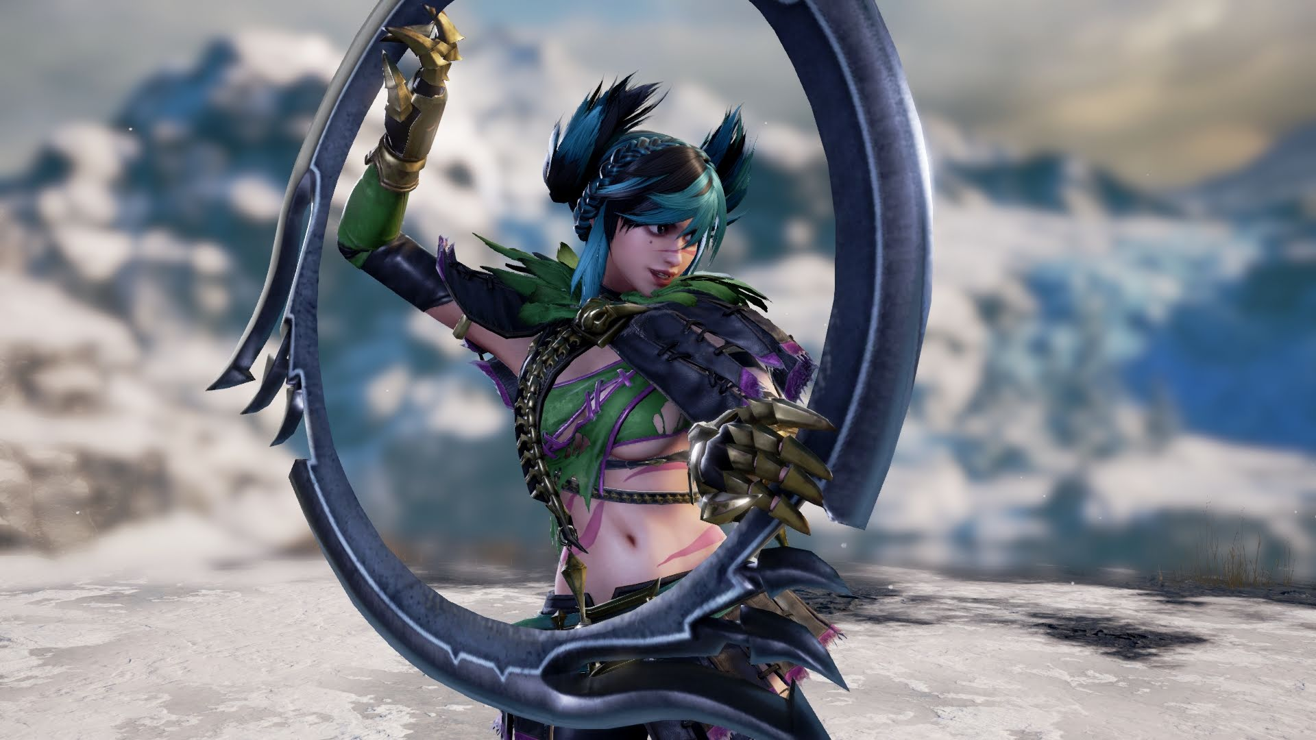 Soulcalibur VI Screen 1