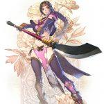 Soulcalibur VI Seong Mi-Na Art