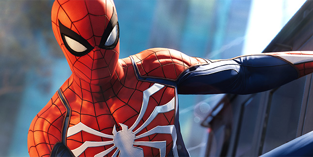 Spider-Man PS4 New Banner
