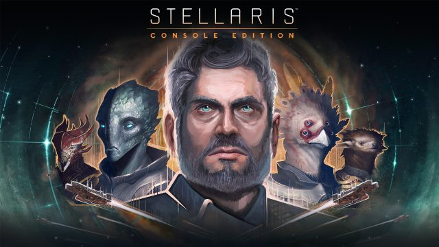Stellaris Console Edition Key Art