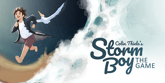 Storm Boy The Game Banner