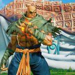 Street Fighter V Sagat Screen 1
