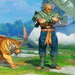 Street Fighter V Sagat Screen 3